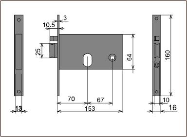 Электромеханическая защелка полис схема подключения